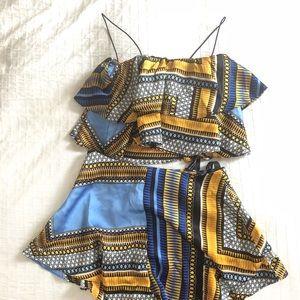 Shorts - Shorts set